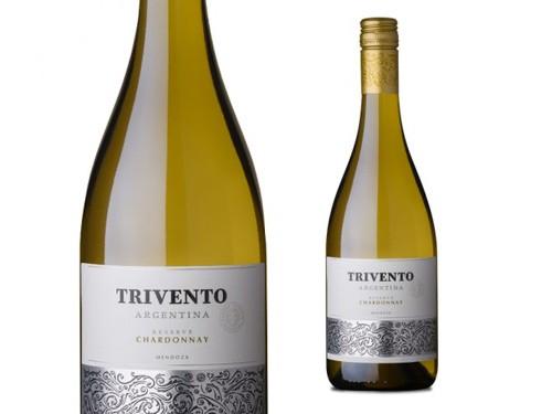 Trivento Reserve Chardonnay Caja x6 Botellas