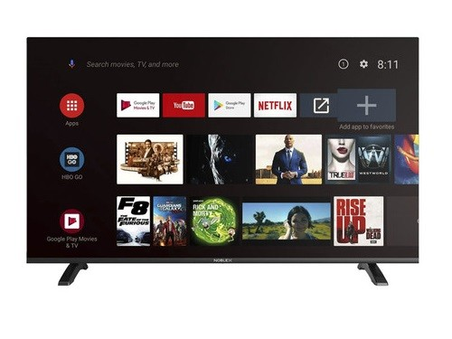 ANDROID TV NOBLEX 50 PULGADAS 4K UHD DM50X7550