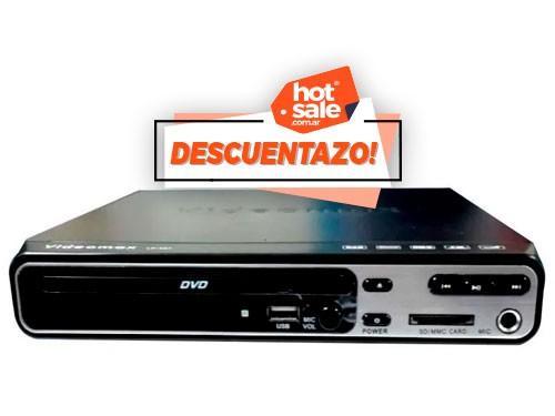 Reproductor de Dvd Videomax