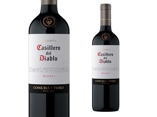 Casillero del Diablo Malbec Caja x6 Botellas