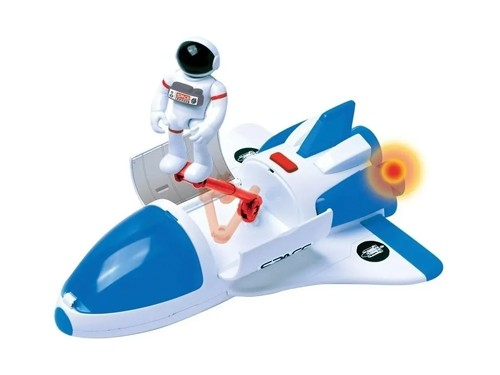 Juego Playset Espacial Astro Venture Astronauta
