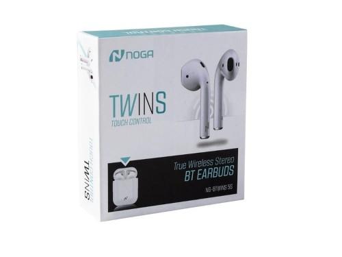 Auriculares Inalambricos Touch Control Bluetooth Celular Noga Bt 5s