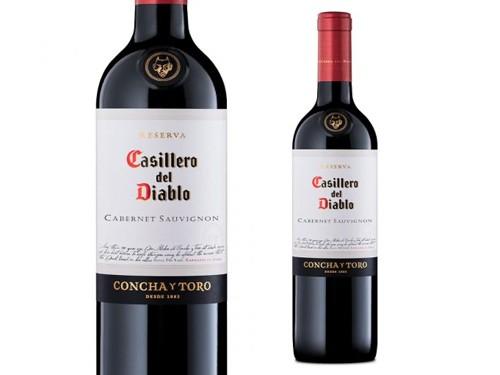 Casillero del Diablo Cabernet Sauvignon Caja x6 Botellas