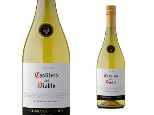 Casillero del Diablo Chardonnay Caja x6 Botellas