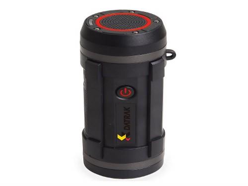 Arrancador Multifunción Datrak Parlante C/ Bluetooth y Linterna LED
