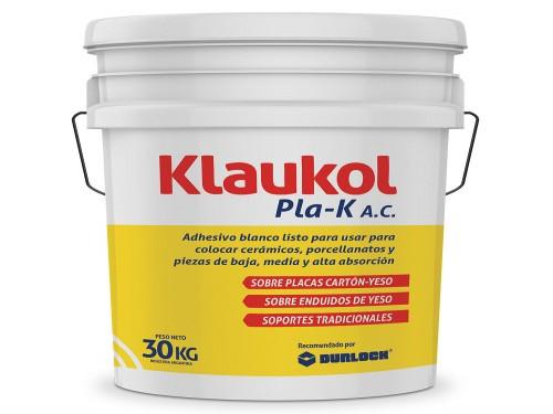 Adhesivoesivo Klaukol Plak Pasta 30Kg