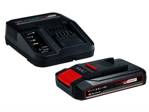 Starter Kit 2.5Ah Bateria+Cargador Pxc