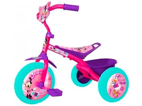 Triciclo Mid Minnie Con Canasto 303021