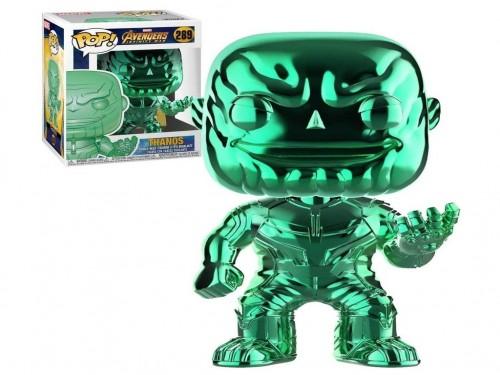 Funko Thanos Green Chrome (289)