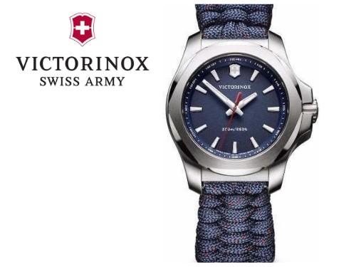 Reloj Mujer Swiss Army Inox Paracord