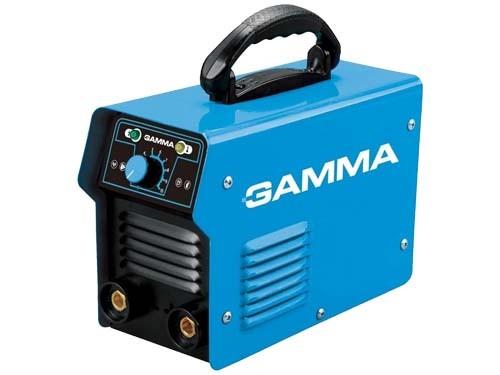 Soldadora Inverter Gamma Arc 130 Amperes 220v Monofasica 24 meses gtia