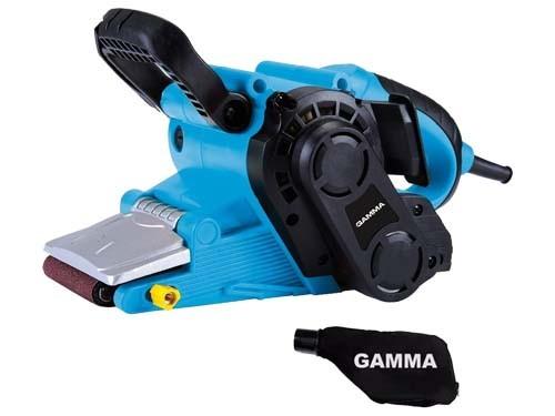Lijadora Banda Gamma 800w 75x457 260mts/min Bolsa recolectora Garantia