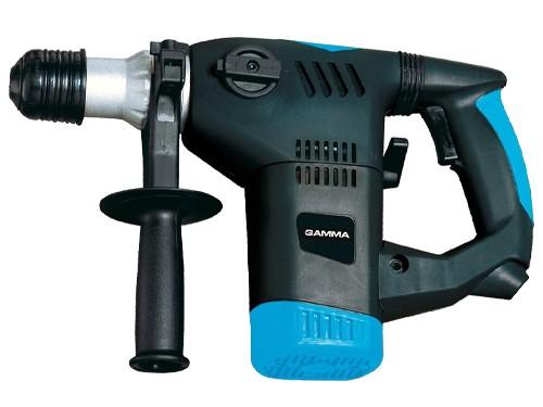 Rotomartillo Martillo Rotativo Gamma 7,5 Jouls 32mm 1500w + Accesorios