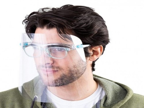 Protector Facial CRONOS