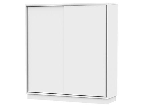 Placard 2 puertas c/2 cajones 180 x 195 x 58 cm