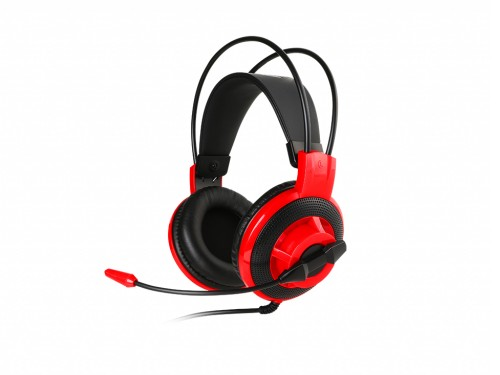 Auricular Gaming Con Microfono Msi Ds501