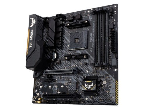 Motherboard B450m-plus Ii Asus Tuf Gaming Hdmi Dvi-d Am4