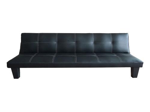 Futon Neoanis 167x76x71 Negro
