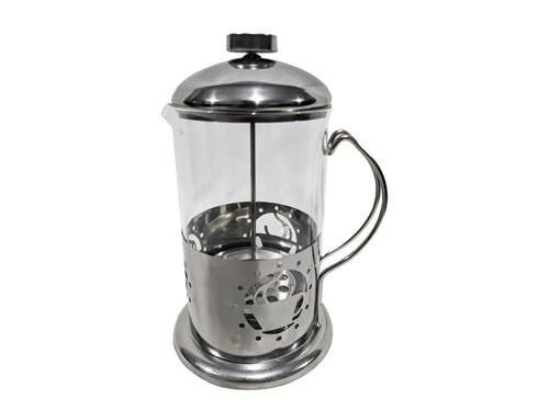Cafetera Prensa Francesa Embolo 800 Ml Vidrio - Hot Sale