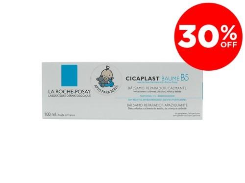 Cicaplast Baume B5 100Ml De La Roche-Posay