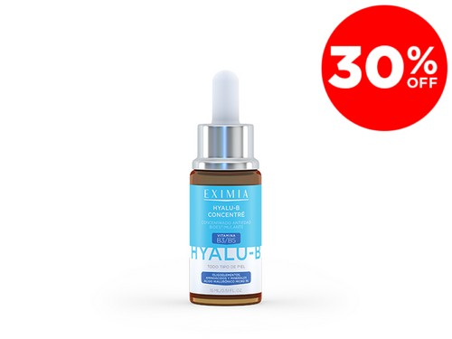 Hyalu-B Concentré Concentrado Antiedad Vitamina B3/B5 Eximia x 15 ml