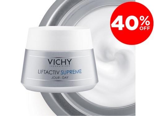 Liftactiv Supreme Piel Normal a Mixta Vichy x 50 ml