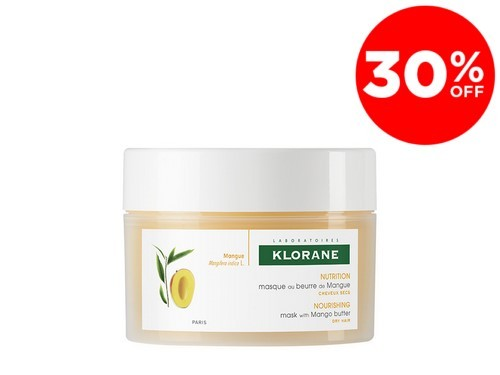 Mascarilla Reparadora Nutricion Intensa De  Mango  X 150 Ml De Klorane
