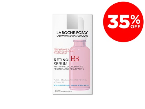 Retinol B3 Serum Arrugas Profundas La Roche-Posay x 30 ml