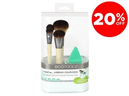 Airbrush Complexion Set Ecotools 5pcs