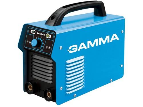 Soldadora Inverter Arc 200 Electrica Gamma Amp 5mm 220v 60hz Gtia