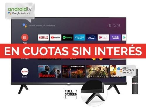 SMART TV TCL 40 PULGADAS FULL HD L40S65A