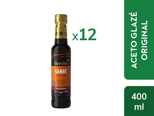 Caja x12 Glazé Original 250ml + Envío gratis!