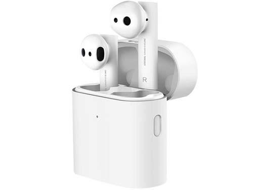 Auriculares Bluetooth Xiaomi Air 2 Inalámbricos Microfono White