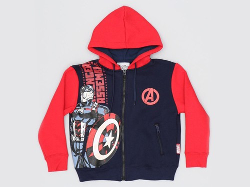 Campera Azul Magic Disney Avengers