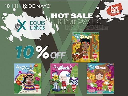 LIBROS CON 100 STICKERS - AMIGAS DEL MUNDO DE VIAJE - V&R EDITORAS