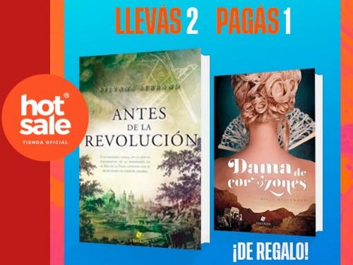 Novelas 2x1 - Editorial Vestales