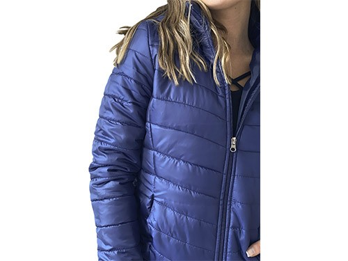 Parka inflable con capucha Wind- Kout Mujer