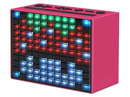 Parlante Inalámbrico Bluetooth Divoom TimeBox