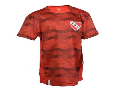 Camiseta Sublimada Adulto Independiente