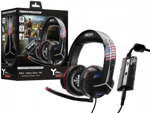 Headset PS4 Thrustmaster Y300 Far Cry Edition