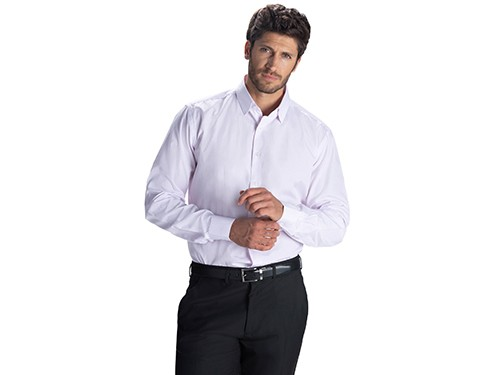 Camisa De Vestir Slim Fit Cuadros
