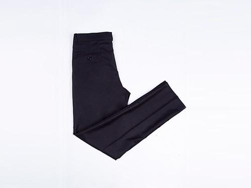 Pantalón De Vestir Liso Slim Fit