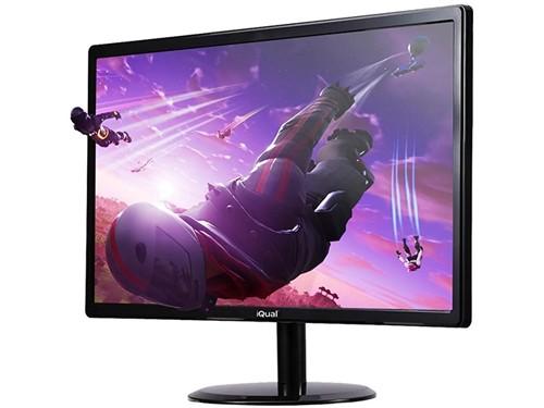 """Monitor Gamer LED Iqual 24 """" IQ24H Full HD"""