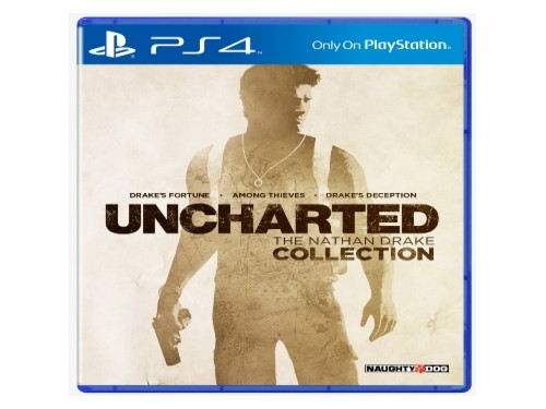 Juego PS4 Uncharted: The Nathan Drake Collection