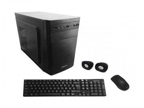 PC I3 9100 + RAM 8gb + 1tb HDD (Freedos) eNova