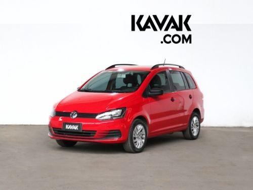Volkswagen Suran 1.6 Comfortline 2017 Manual - 86.643 Km