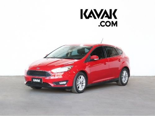 Ford Focus lll 1.6 S 2018 Manual - 36.512 Km