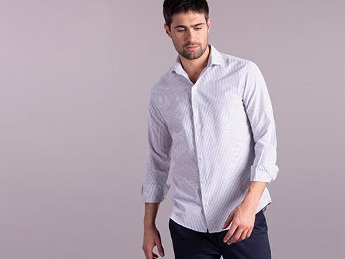 Camisa Rayada Fantasia