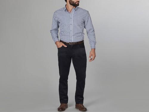 Pantalón De Corderoy 5 Bolsillos Slim fit