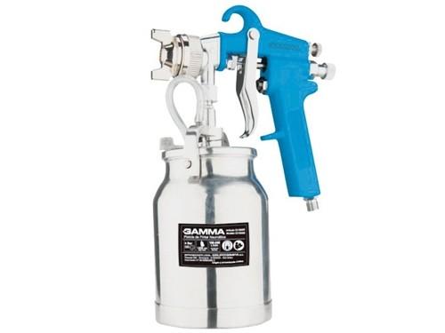 Pistola Para Pintar Maquina Soplete Gamma Electrica 4 Bar 1 Litro